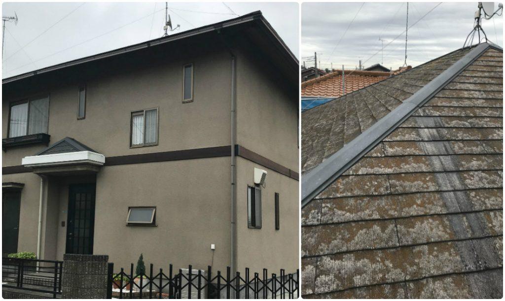 外壁塗装施工事例 栃木市の外壁塗装・屋根塗装専門店 木の花塗装