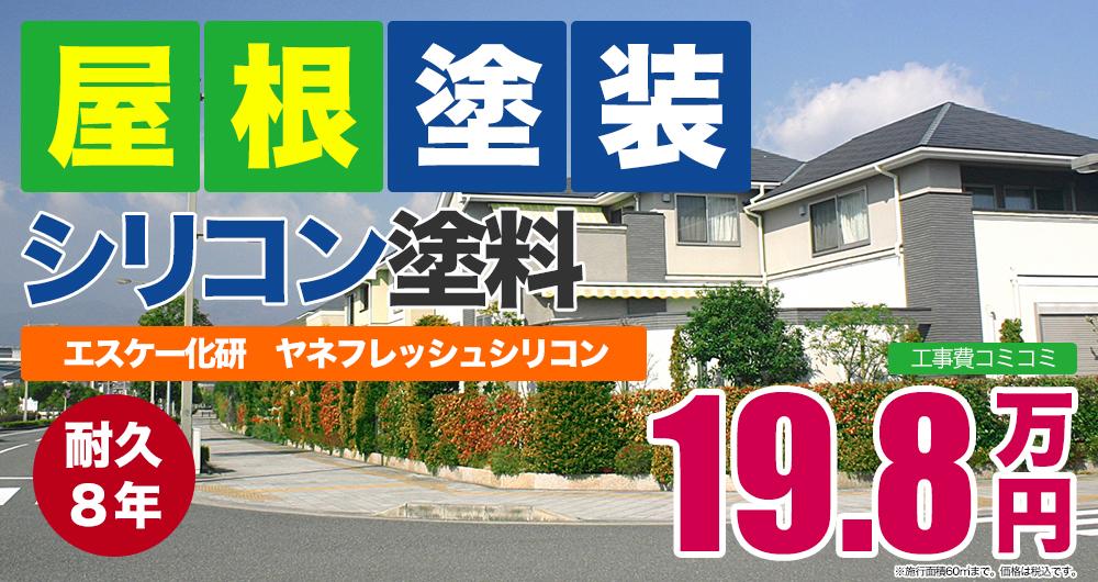 シリコン エスケー化研 ヤネフレッシュSi 198,000円