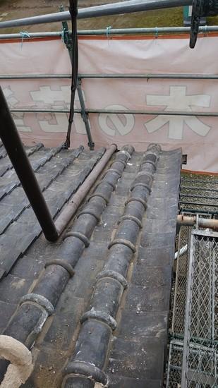 屋根 施工後